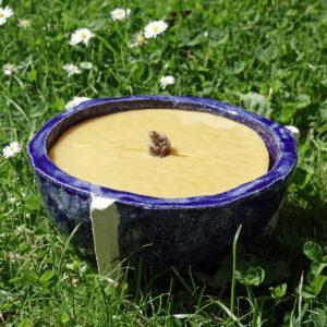 Bienenwachslicht, 2012