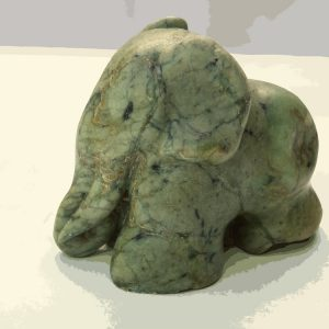 Stämmiger Elefant, 2000