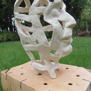 Skelett-Kopf, 2012
